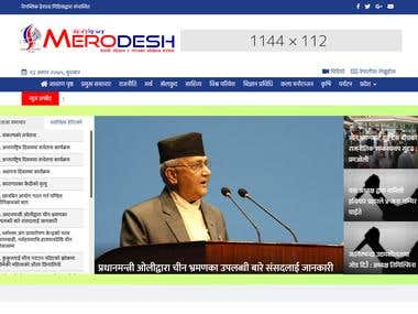 Merodesh.news