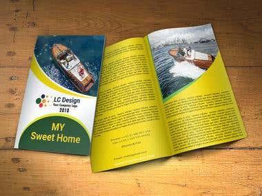 Brochure design!