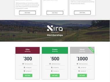 Full Website using Elementor Pro