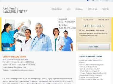 Clinic Website