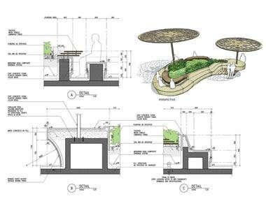 Landscape Design (vertical features)