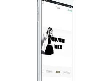 Text Stories App