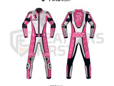 Moto suits designs