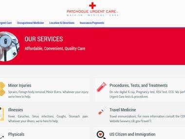 Patchouge Urgent Care NY, US