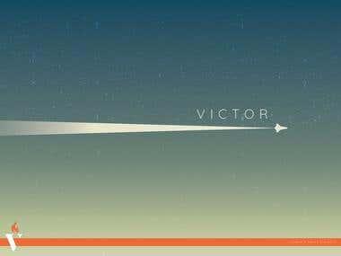 Victor VR - Website & Branding