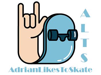 A logo for skateboard team