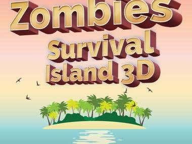 Zombies: Survival Island 3D (Android Game)