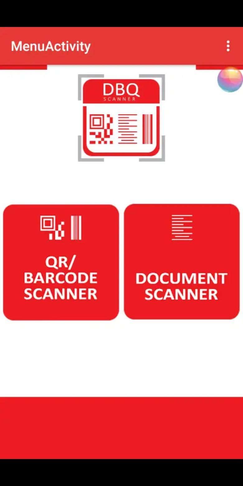 QDB Scanner (QR code, Barcode, Document Scanner) | Freelancer