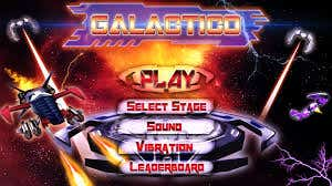 GALACTICO (Android Game)