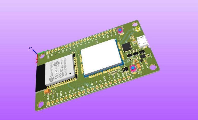 ESP32-GSM Module | Freelancer