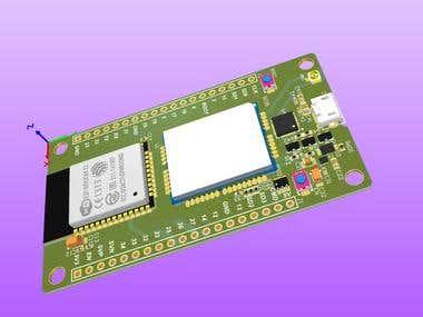 ESP32-GSM Module