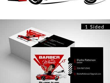 Barber on Wheels Design