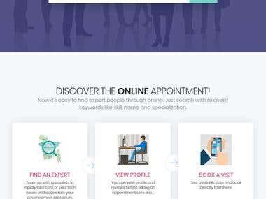 Online Expert Finder