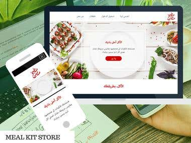 MEAL KIT STORE