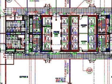 Floor Plan Semantic labeling.