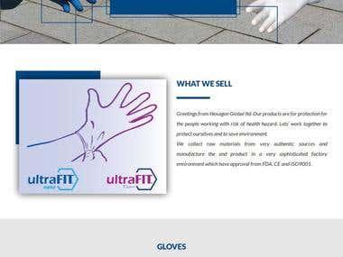 Hexagon Global Ltd Official Website.