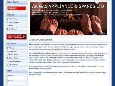 AK Gas