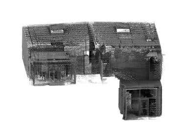 Point Cloud to Revit model