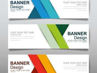 I 'm Banner Design Expert.