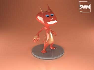 3D Printing - Character