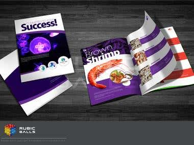 BROCHURE, MAGAZINE & NEWSLETTER