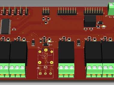 Raspberry PI I2C expanders