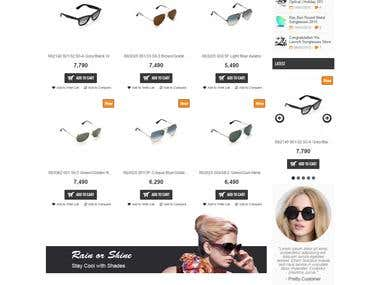 The Line Sunglasses Store