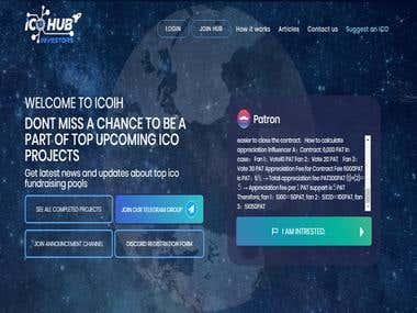 Ico Investor Hub