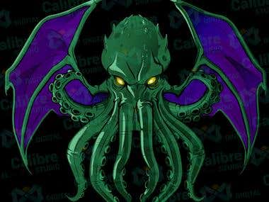 Illustration of Cthulhu