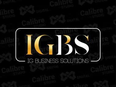IG Business Solution LOGO
