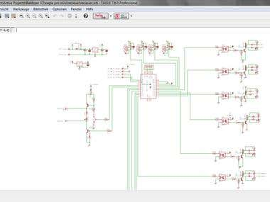 Circuit Design in Eagle