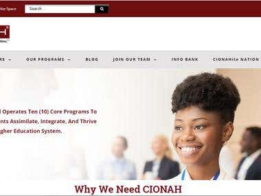 Cionah Foundation