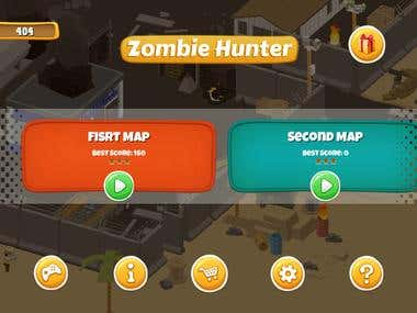 Zombie Hunter [Mobile Game]
