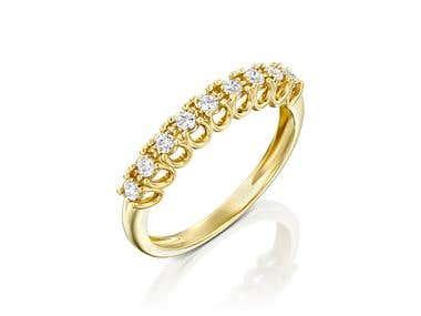 Jewelry Retouching