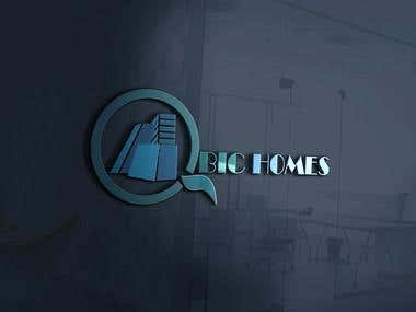 Qbic Homes Logo