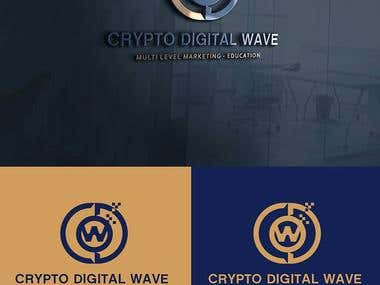 Crypto Digital Wave