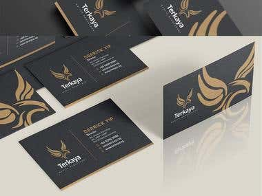 Terkaya Business Card