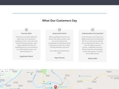 WordPress Website - Archiotronic   Architectural Planners