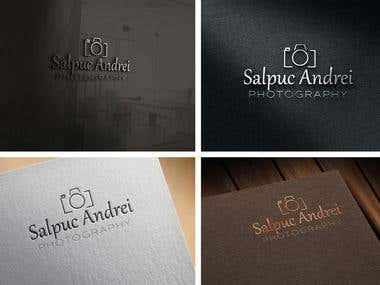 Logo for Salpuc Andrei Photography