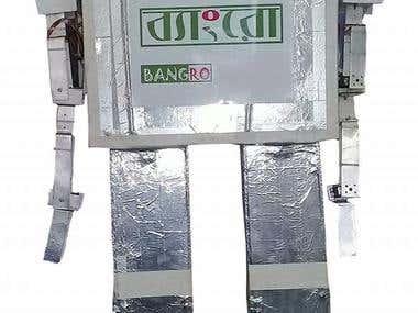 Artificial intelligent humanoid robot