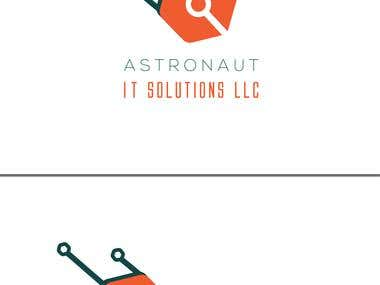 Logo for IT solution company