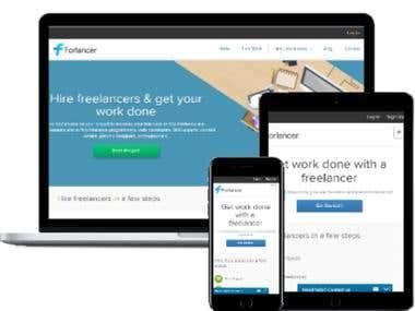 Freelancer.com clone