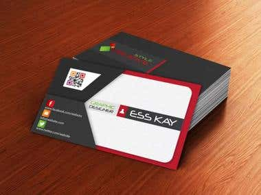 Creative and highly professional business card design