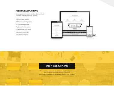 Portfolio Responsive Website