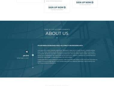 Web Development Portfolio Website