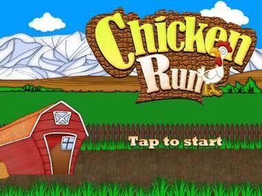 Chicken Run (Mobile Game)