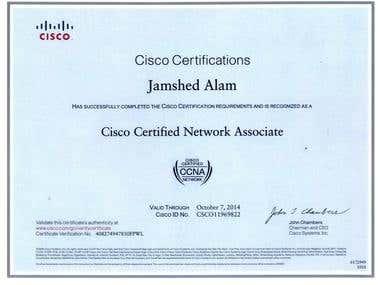 CCNA Certiifications