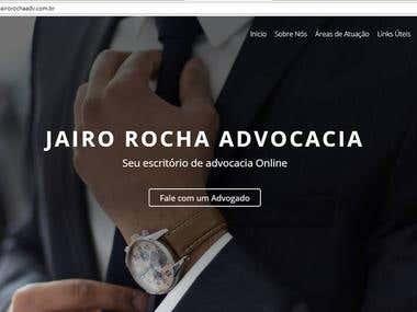 Jairo Rocha Advocacia - http://www.jairorochaadv.com.br/