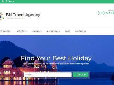 BN Travel Agency