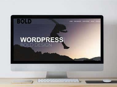 BeBold Website
